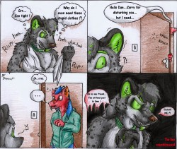 The hyena perfume part 3|by Danwolf
