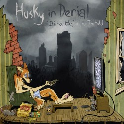 Husky In Denial Album Art|by MariSama