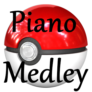 Pokemon Battle Medley (Piano)|by Ausfer