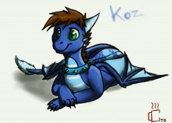 Koz|by CuddleButt
