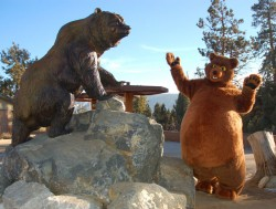 Big Bear @ Big Bear|by Belic Bear