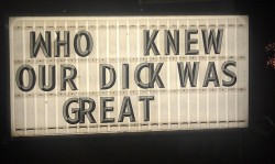 great dick|by badewolf