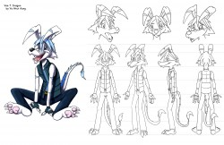 Vee Reference Sheet/|by Dragonvee