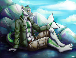 A moment of relaxation (by Iggi)|by Procene
