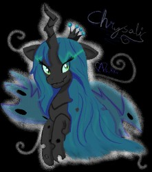This Is Queen Chrysalis