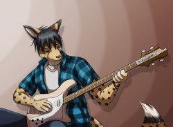 Making Music|by WingedZephyr
