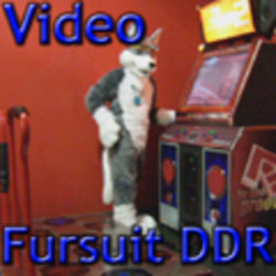 Video: Fursuit DDR 2 (Expert Doubles)|by FursForLife