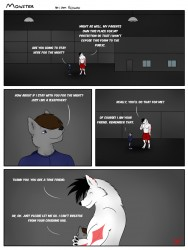 Monster: Page 6|by Redwire