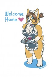 Welcome Home|by MariSama