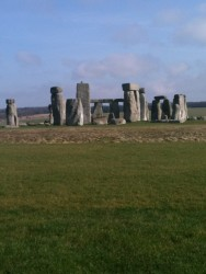 stonehenge|by Caesar the Dog
