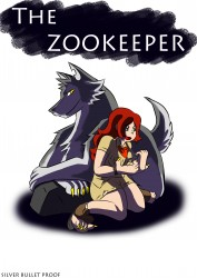 The Zookeeper - Cover|by Little Red Wolf