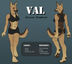 Val|by Wooperlooper