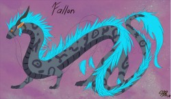 Fallon Dragon|by Sorako