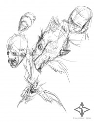 Sketches 3 5/22/12|by StealthSneak1 Diesel