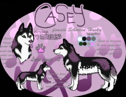 Casey Ref|by breathewithyou