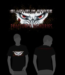 Glytheum State tshirt: full design|by Limizuki