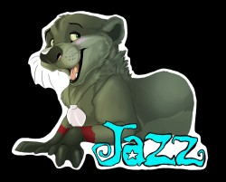 Jazz Badge|by Vitani