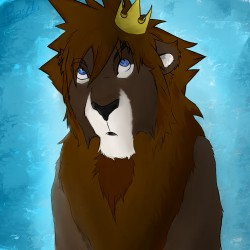 Lion Sora|by Basch