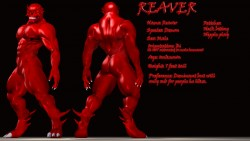 Reaver Reference Adult|by Reaver2kl4u