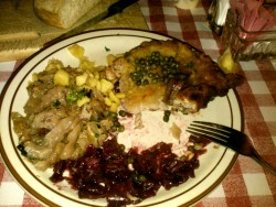 GERMAN FOOD NOW!!!|by DJGoo