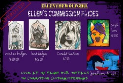 COMMISSION PRICE-GUIDE FURAFFINITY|by Ellenthewolfgirl