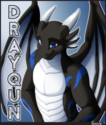 Drayqun Badge|by Shiuk