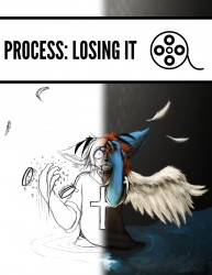 Process: Losing It|by TheWanderingAngel
