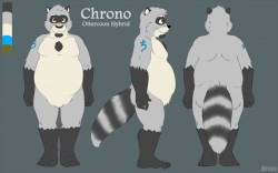 Chrono Char Ref|by chronocoon