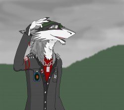 Naw Bother|by Grey the Floydian Sergal