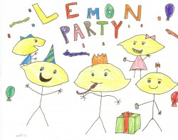 Lemon Party!|by Vincent Wolfe