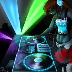 DJ-SC4R|by Technologiic