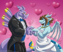 Matrimony|by Lupine Assassin