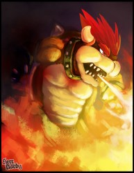King Koopa|by HerrAardy
