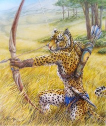 Highveld Hunter (by Teiirka, original owned by Spottacus)|by spottacus
