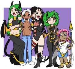 Group Shot|by zenia