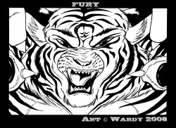 Fury|by Major Ward