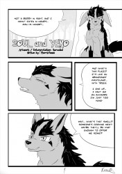 Soul and Yeno Page 1|by Kuroodo