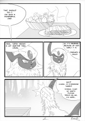 Soul and Yeno Page 2|by Kuroodo