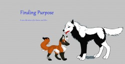 "Anton and  Alex ""Finding Purpose"" Cover