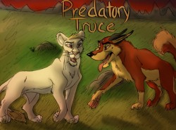 Predatory Truce Cover|by HolidayPup