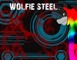 Wolfie Steel (in techno land)|by Makeria Stein