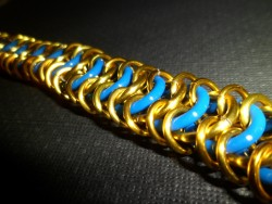 School Colors Bracelet|by Alucard171_JS