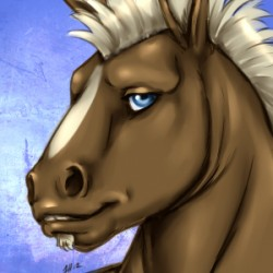 Horse Avatar|by Zeeme