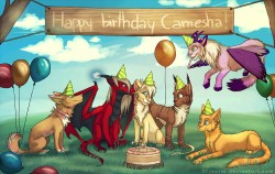 Gift From Camesha - From Freeska|by Finrod