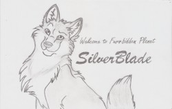 My Furry Badge|by Silverblade18