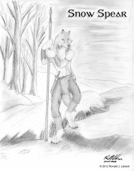 Snow Spear|by AncientWolf