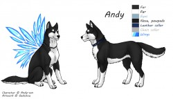 Commission - Andy reference|by Gaikotsu