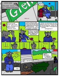 [Comic Strip]'Stories From GlenOak Court': Ep. 2|by TheFuzzySpade