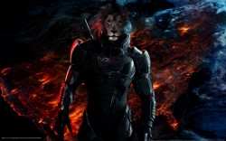 Diesel - Mass Effect Morph|by Knuckles The RedLion