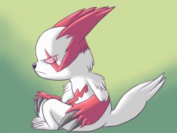 pokeddexed challenge: zangoose|by kuto